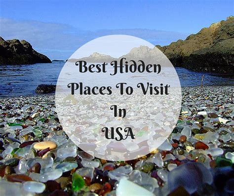 best places to visit in the us best hidden places to visit