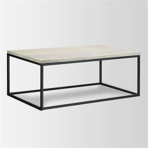 metal frame coffee table steel frame coffee table coffee table design ideas
