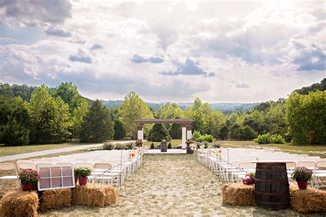 Wedding Venues Lynchburg Va by Summer Wedding At Mountain Ridge Venue In Rustburg Va