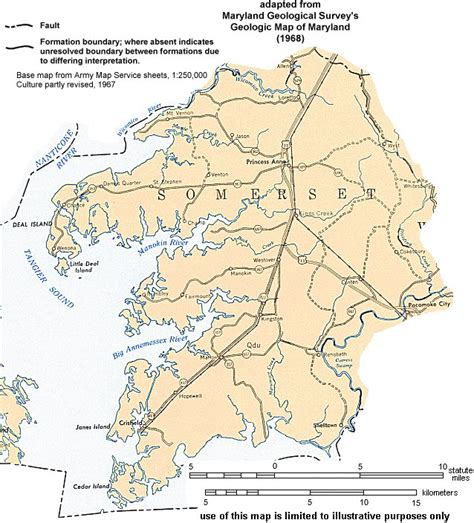 maryland flood map somerset county md