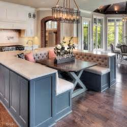 kitchen island bench ideas 25 best ideas about island bench on modern kitchen island designs contemporary