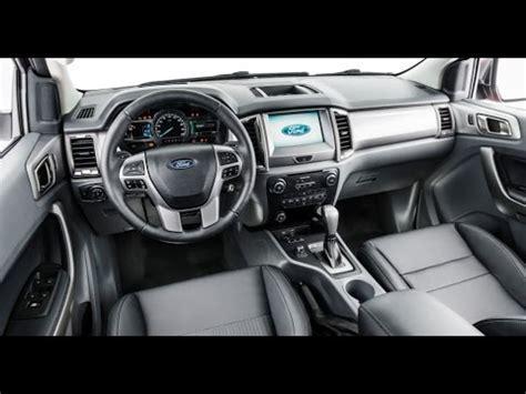 ford ranger 2017 interior novidade ford ranger 2017 interior e exterior
