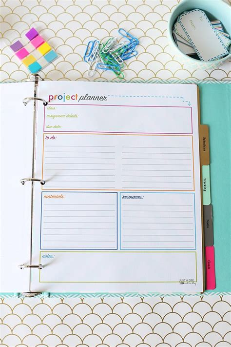 student assignment planner template for excel