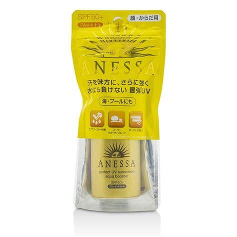 Shiseido Sunscreen shiseido anessa uv sunscreen aqua booster spf 50