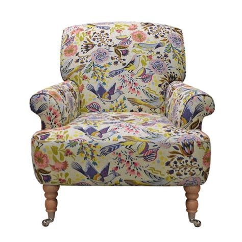 liberty armchair 6 retro trends that are making a comeback ideal home