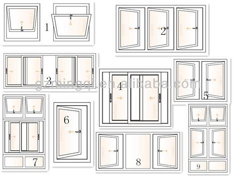 all about windows doors aluminum casement window drawing aluminum door and window