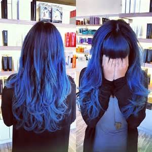 blue hair color ideas ambivert s blue hair hair colors ideas