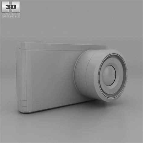 Samsung Nx Mini Smart samsung nx mini smart pink 3d model hum3d