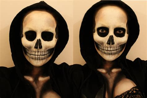Makeup Sk Ll costume on skull makeup skeleton makeup and