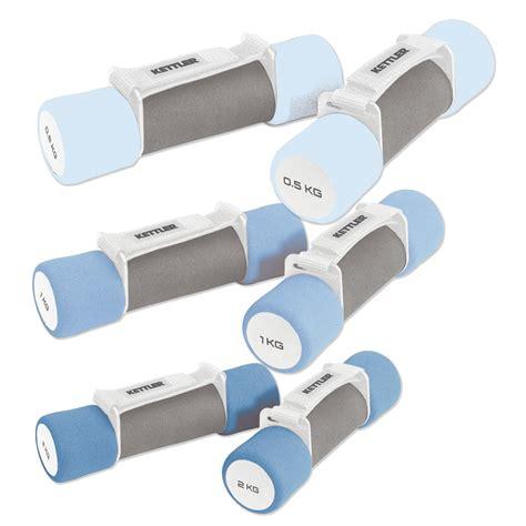 Barbel Kettler 5 Kg kettler aerobic weights buy test t fitness