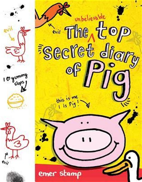 deer diary unbelievably true stories of in the grayback books the top secret diary of pig emer st
