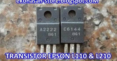 reseter canon ip1980 eko hasan transistor a2222 c6144 epson