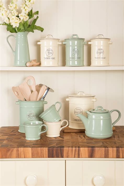 kitchen accessory ideas vintage enamelware with a twist kitchen sourcebook
