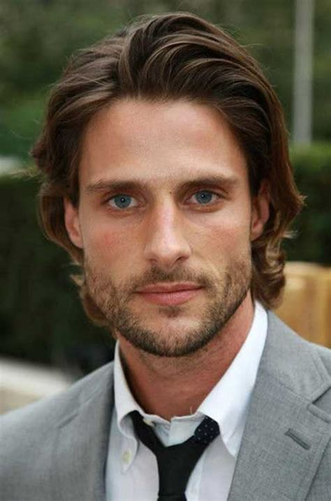 Longer Hairstyles For Guys by 35 Mid Length Hairstyle For Mens Hairstyles 2018