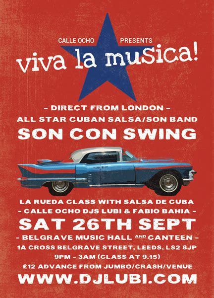 viva la swing viva la musica feat son con swing djlubi com