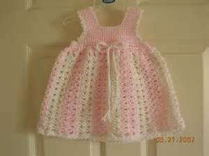 Baby girl crochet dress pattern free