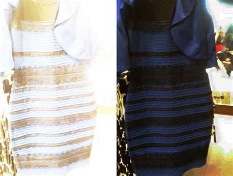 imagenes del vestido blanco y dorado o negro y azul tranquilos hay una explicaci 243 n cient 237 fica para el