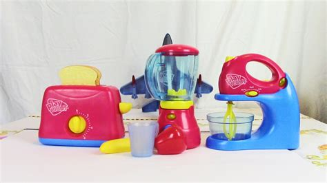play kitchen appliances play right toy kitchen appliances blender toaster and