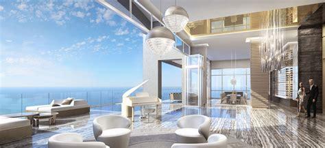 4 Bedroom Condo Destin Fl mansions at acqualina luxury oceanfront condos in sunny