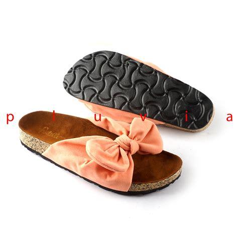 Jepit Santai Hitam sandal wanita footbed st04 putih daftar harga produk