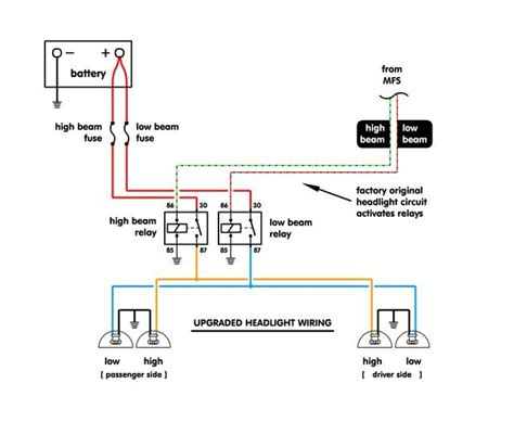 2000 mercury grand marquis wiring diagrams wiring