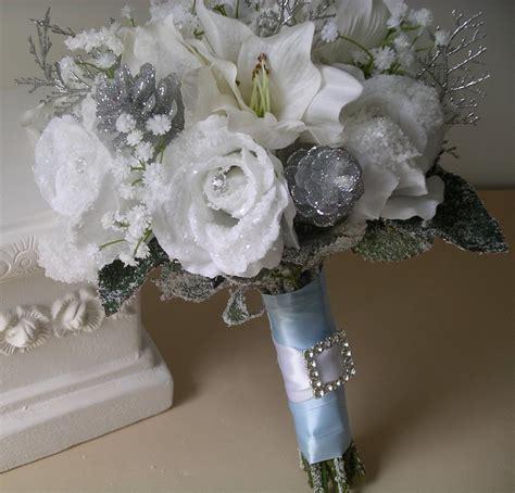 And Silver Wedding Flower Ideas by Silver Gray Wedding Bouquets Silk Wedding Flowers