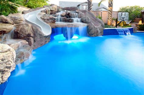 backyard oasis pools backyard oasis pool spa swim up bar grotto slides water features