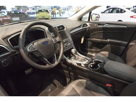 2016 Fusion Interior by 2016 Ford Fusion Energi Performance U S News World Report
