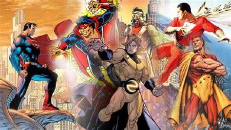Shazam Cowok mirip ini 5 kembaran superman jadiberita