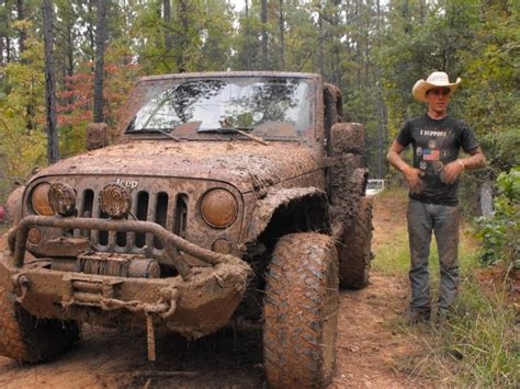 shoulda seen it in color 17 best images about in the mud on trucks