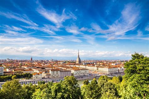 panorama casa torino piemont italien erleben