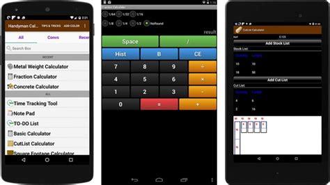 calculator pecahan jangan lewatkan 5 aplikasi kalkulator terbaik di android