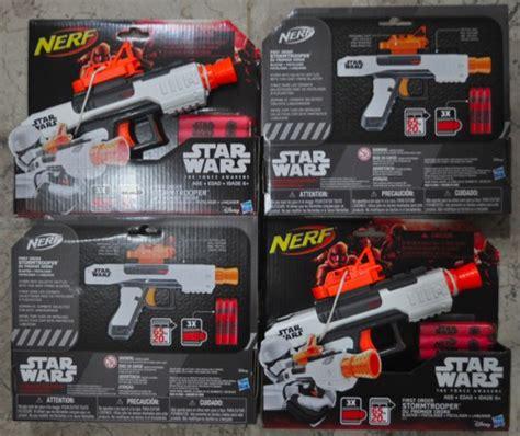Nerf Elite Firestryke Blaster Pistol Mainan toko mainan jual nerf mainan oliv