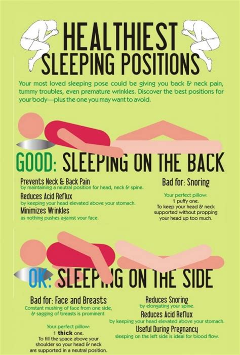 Best For Sleeping by What S The Healthiest Position To Sleep In Stethnews