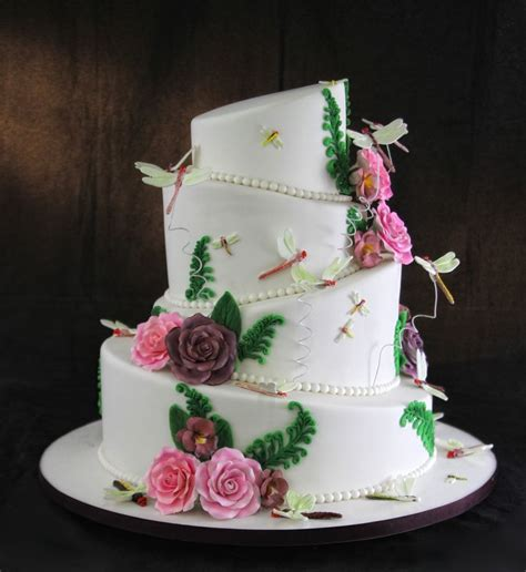 More Whimsical Cakes To Impress by 65 Best Whimsical Wedding Images On