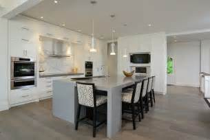 Grey Wood Floors Kitchen 25 Kitchens With Hardwood Floors Page 4 Of 5