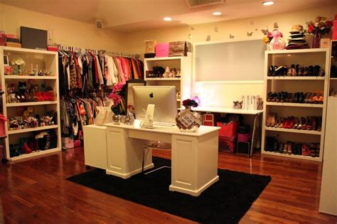 Office Wardrobe Closet by Office Makeup Room Closet Ahh House