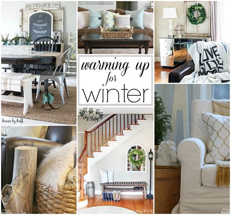 winter home decorating ideas five easy ways to warm up your space for winter the