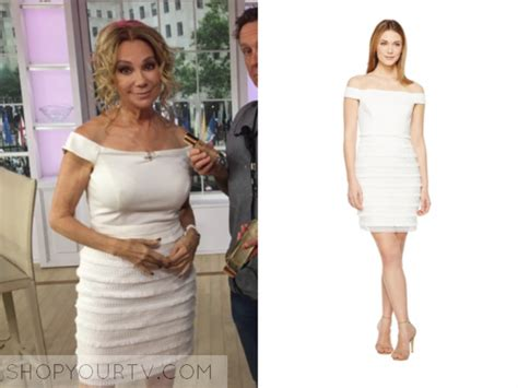 kathie lee gifford wedding dress today show the shop your tv