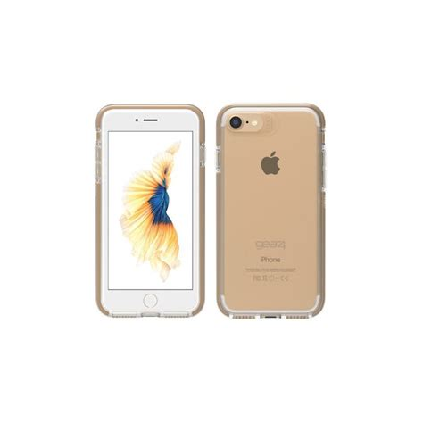 Gear4 Iphone 7 D3o Picadilly Gold 1 gear4 d3o piccadilly iphone 7 gold
