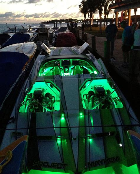 bayliner boat trailer lights new 38 mti exceeds expectations all around