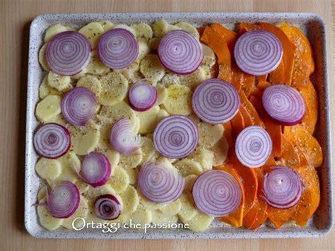 come cucinare la zucca al forno patate e zucca al forno come cucinare la zucca ortaggi