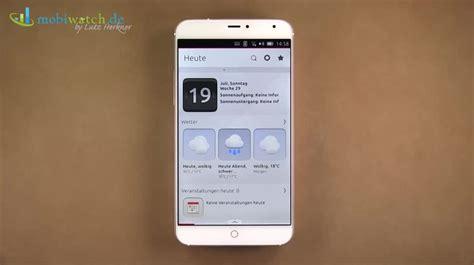 Hp Zu Mx4 Ubuntu meizu mx4 ubuntu edition solides smartphone mit kleinen schw 228 chen