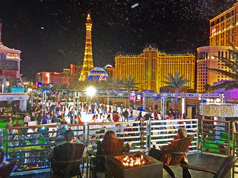 vegas attractions over christmas las vegas the season mckenna property management