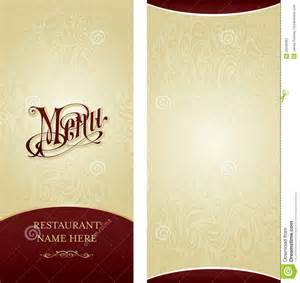 menu sle template menu design template stock images image 29226084