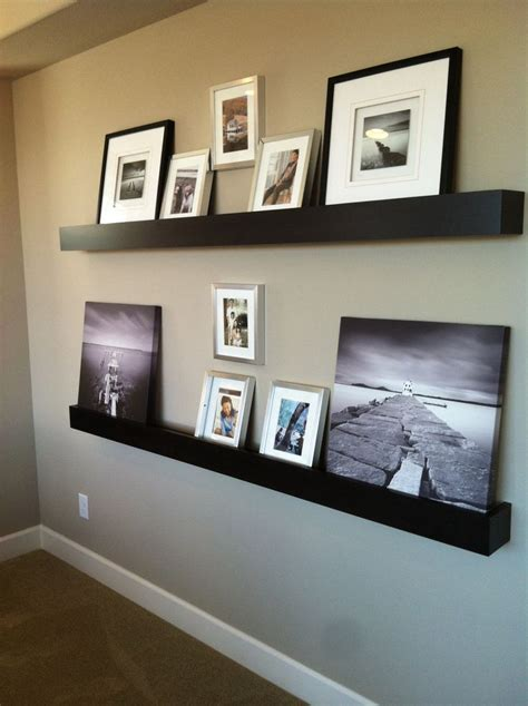 floating shelves living room floating shelves living room pinterest