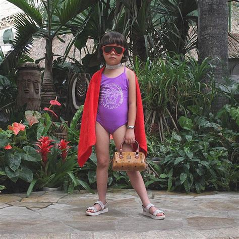 St Kid Coco Pink meet the 6 year instagram changing the of fashion