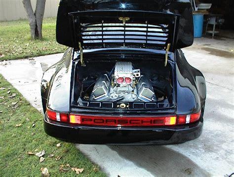 Porsche 996 V8 Conversion by Hybrid V8 964 Rennlist Porsche Discussion Forums