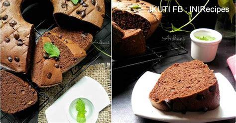 cara membuat bolu nutrijel resep membuat bolu nutrijel coklat setelah matang