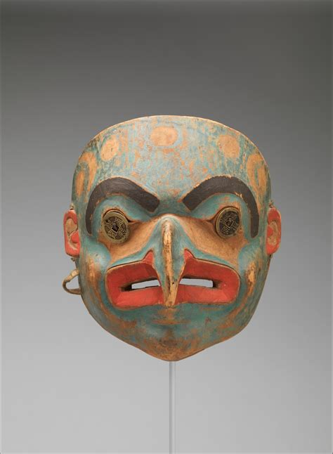 transformation mask tlingit  met